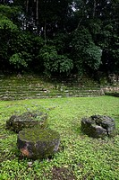 The Río Usumacinta Valley, Yaxchilán Archaeological Site, Chiapas, México