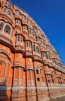 The Palace of the Winds, Jaipur, Rajasthan, India
