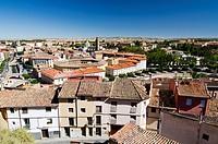 Tarazona town  Aragon, Spain