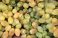 Italy, Campania, Amalfi Coast, Ravello, grapes,