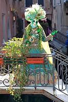 carnevale 2011, venezia, veneto, italia