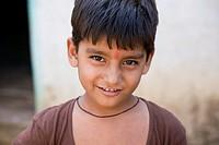Young boy - Shyampura Village, Rajasthan, India
