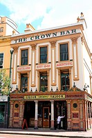 Irlande, Belfast, The Crown
