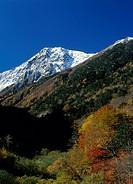 Mount Kita, Minami_alps, Yamanashi, Japan