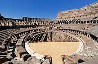 Coliseum at night, ROME
