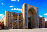 Ulugh_beg Madrasah
