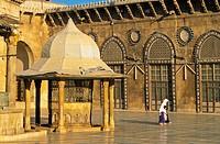 Jamia Zakariyyeh, Great Mosque, Aleppo, Syria