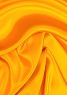 Gold silk material