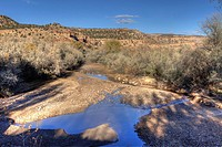 Creek, Grand Staircase-Escalante National Monument, Utah