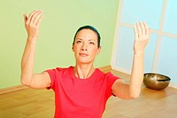 practical experience in yoga _ yoga exercise