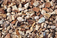dried orange peel used as tea , Citrus sinensis