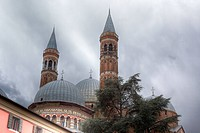 Basilica of Saint Anthony of Padua, Padua, Veneto, Italy