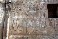 Sobek and Haroeris temple 2nd_1st century BC, Kom Ombo, Egypt