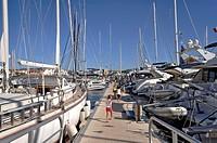 France, Cote Azur, Port Grimaud