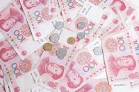 a mess of RMB