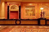 the Venitian Hotel