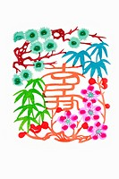Chinese taditional papercut
