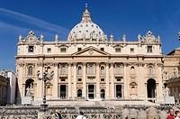 Basilica di San Pietro Vatican Cathedral, Rome, Italy
