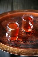Bedouin tea, Jordan