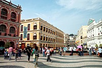 buildings in Macao