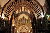 Church of the Vera Cruz, Carballiño, Ourense Province, Galicia, Spain
