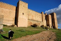 Castle of Sigüenza, Guadalajara, Spain