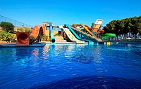 Aquapark in Hotel