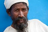 Sadhu, wandering monk in Pushkar - Rajasthan, India