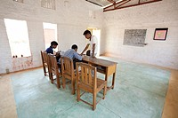 Udayan officially opened it's new school in July 2011  With an overall capacity for 200 children the school provides classroom facilities for all of t...