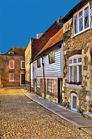 Rye,East Sussex,England,UK