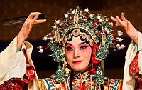 Pekin opera show  Laoshe Teahouse  Nº3 Qianmen Avenue West,Beijing, China