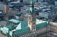 City Hall, Hamburg, Germany