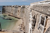 San Sebastian Fort built in 1558, UNESCO World Heritage Site, Mozambique Island, Mozambique, Africa