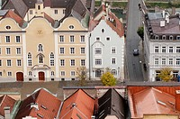 Burghausen, Bavaria, Germany, Europe