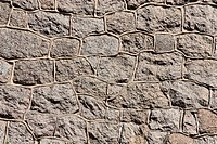 Seamless tile pattern of stone wall