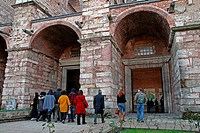 St. Sophia Mosque, Hagia Sophia, Istanbul, Turkey.