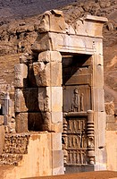 Hall of 100 columns, Persepolis, Iran