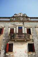 Villa in Majiang Long village UNESCO World Heritage Site, Kaiping, Guangdong, China