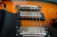 Beautiful Semi Acoustic Electric Guitar