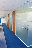 Modern contemporary open plan offices in Damastown, Dublin, County Dublin, Ireland