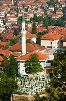 City of Sarajevo, capital of Bosnia and Herzegovina, Europe