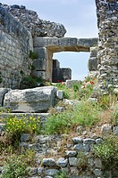 Miletus, an ancient Greek city on the western coast of Anatolia, Turkey