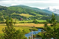 Margaree Forks, Cape Breton, Nova Scotia, Canada