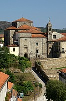 Santiago de Compostela Spain  Convent of the Dominican Sisters of Belvis in the city of Santiago de Compostela