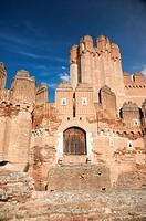 door of coca castle
