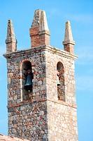 Bell tower in Monteriggioni