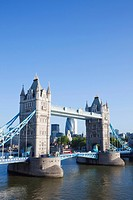 UK, United Kingdom, Europe, Great Britain, Britain, England, London, Tower Bridge, Thames River, River Thames, Landmark, Bridge, Bridges, Tourism, Tra...