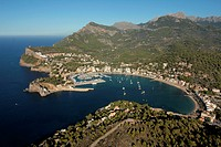 Port de Soller, Mallorca, Balearic Islands, Spain, Mediterranean, Europe