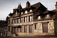 Ravel´s house, Lyons_La_Foret, Normandy, France, Europe