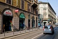 chinatown, milano, italia